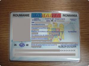 Identity Card Holder