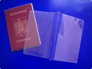 Coperta pasaport RO